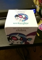 We Love Fine chibi figure unboxing 10